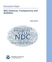Discussion Paper: NDC Features, Transparency and Ambition