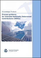 International Partnership on Mitigation and MRV (2014): Process guidance for Intended Nationally Determined Contributions (INDCs)