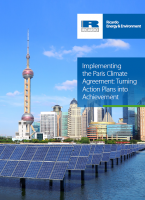 Ricardo EE (2015): Implementing the Paris Climate Agreement. Turning Action Plans into Achievement