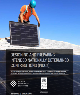 UNDP, WRI (2015): Designing and Preparing Intended Nationally Determined Contributions