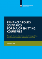 PBL (2015): Enhanced Policy Scenarios for Major Emitting Countries