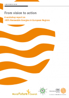 World Future Council (2013): From vision to action: a workshop report on 100% Renewable Energies in European Regions