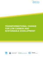 UNEP DTU (2015): Transformational Change for Low carbon and Sustainable Development