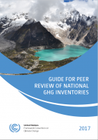 UNFCCC (2017): Guide for Peer Review of National GHG Inventories