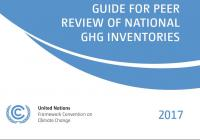 UNFCCC secretariat (2017): New guidance document for peer review of GHG inventories for non-Annex I Parties